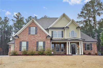Lawrenceville Single Family Home For Sale: 2634 River Haven Court