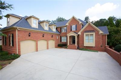 Single Family Home For Sale: 4462 Leesburg Road
