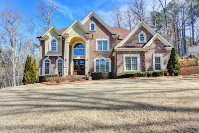 Suwanee Single Family Home For Sale: 4581 Tench Road