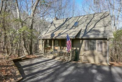 Big Canoe Single Family Home For Sale: 80 Mountain Mint Drive