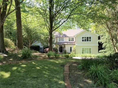 Sandy Springs Single Family Home For Sale: 360 Kelson Drive