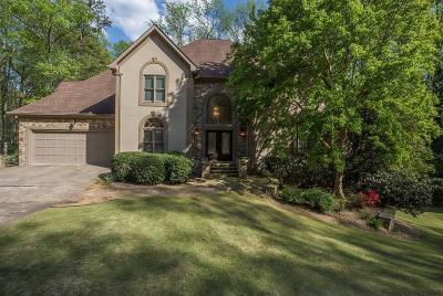 Marietta Single Family Home For Sale: 3041 Oaktree Landing NE