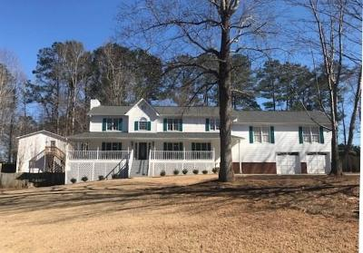 Kennesaw Single Family Home For Sale: 1308 Dungan Drive