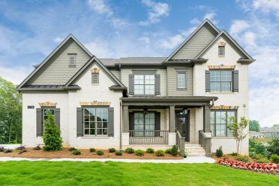 Flowery Branch Single Family Home For Sale: 6730 Trailside Drive