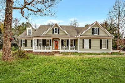 Canton Single Family Home For Sale: 334 Oak Hill Lane