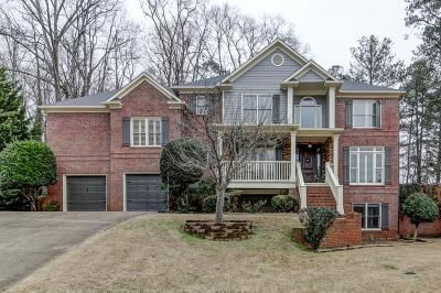 Marietta Single Family Home For Sale: 565 Brookline Drive SE