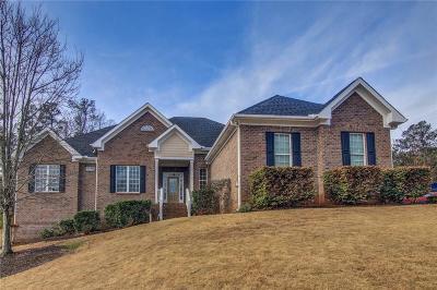 Loganville Single Family Home For Sale: 1405 Alcovy Ridge Crossing