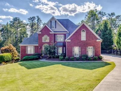 Cumming Single Family Home For Sale: 2504 Bagley Road