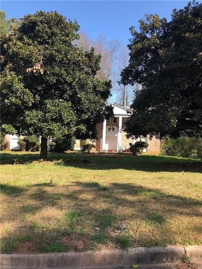 Atlanta Residential Lots & Land For Sale: 1000 Clementstone Drive