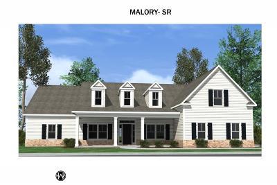 Covington Single Family Home For Sale: 75 Rock Rose Drive