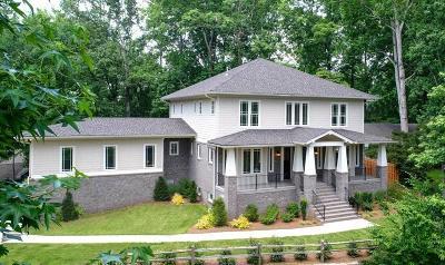 Alpharetta, Atlanta, Duluth, Dunwoody, Roswell, Sandy Springs, Suwanee, Norcross Single Family Home For Sale: 3958 Land O Lakes Drive NE