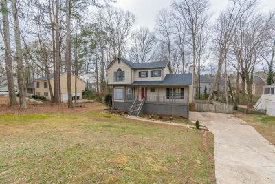 Alpharetta Single Family Home For Sale: 3170 Maple Lane