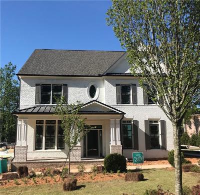 Alpharetta, Atlanta, Duluth, Dunwoody, Roswell, Sandy Springs, Suwanee, Norcross Single Family Home For Sale: 291 Chastain Park Drive NE