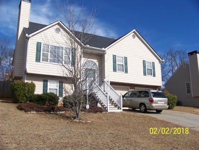 Cartersville Single Family Home For Sale: 44 Ann Circle