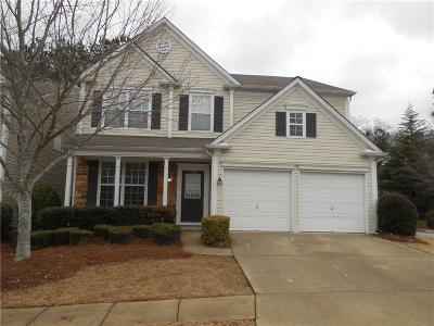 Kennesaw Single Family Home For Sale: 1602 Hemburg Trace NW