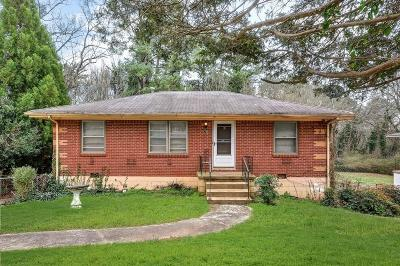 Acworth Single Family Home For Sale: 1755 McKenzie Drive