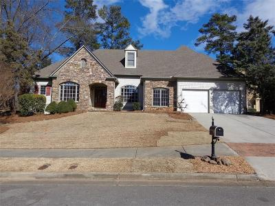 Atlanta Single Family Home For Sale: 720 Hunting View Point