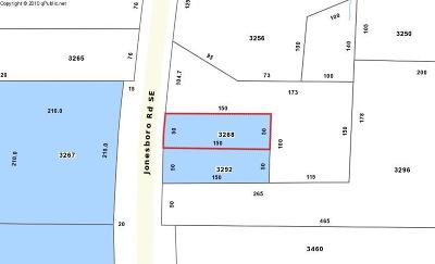 Residential Lots & Land For Sale: 3268 Jonesboro Road SE