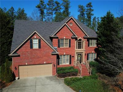 Johns Creek Single Family Home For Sale: 12495 Magnolia Circle