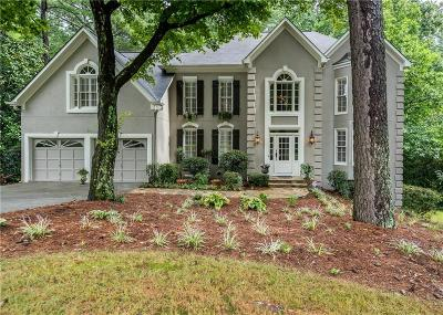 Single Family Home For Sale: 753 Terrell Crossing SE
