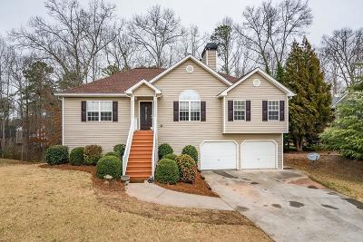 Acworth Single Family Home For Sale: 106 Sable Trace Trail