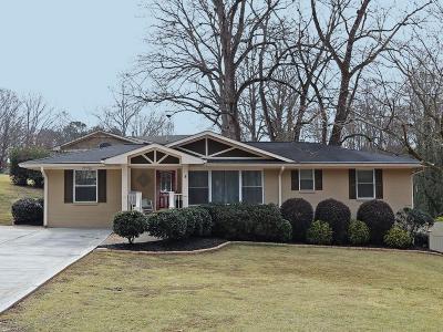 Smyrna Single Family Home For Sale: 2904 Lavista Place SE