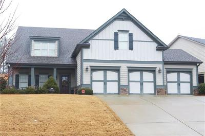 Flowery Branch Single Family Home For Sale: 6741 Blue Heron Way