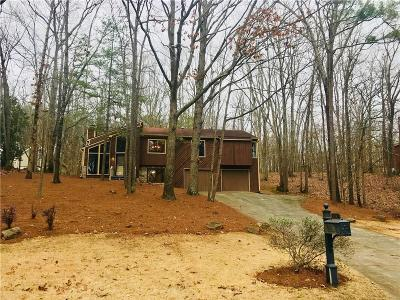 Single Family Home For Sale: 1090 Rockcrest Drive