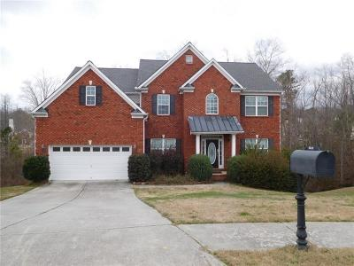 Dacula Single Family Home For Sale: 1113 Red Wolf Lane