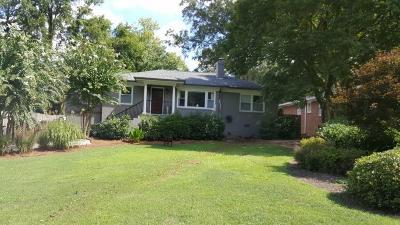 Atlanta Single Family Home For Sale: 1164 Sheridan Road NE