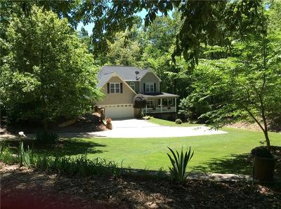 Single Family Home For Sale: 5262 Forest Cove Road
