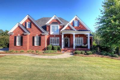 Acworth Single Family Home For Sale: 438 Evening Mist Drive