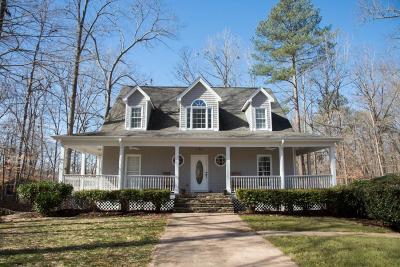 Dawson County Single Family Home For Sale: 19 Lula Garrett Cove