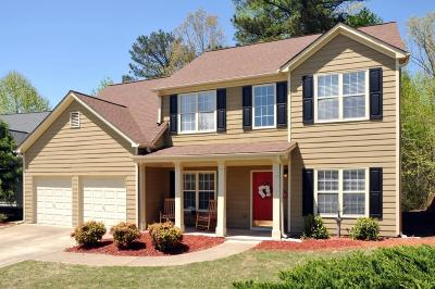 Canton Single Family Home For Sale: 550 Autumn Ridge Drive