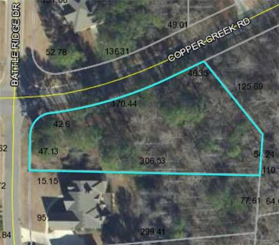 Residential Lots & Land For Sale: 5433 Copper Creek Road