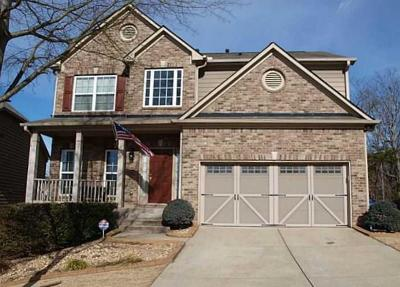 Canton Single Family Home For Sale: 458 Crestmont Lane