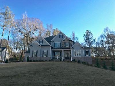 Milton GA Single Family Home For Sale: $999,500