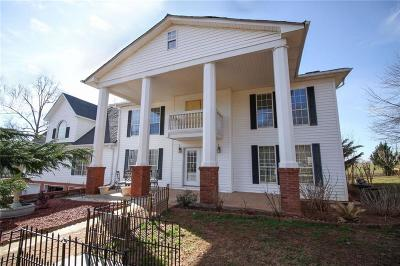 Flowery Branch Single Family Home For Sale: 5049 Oliver Road