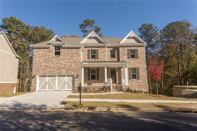 Holly Springs Single Family Home For Sale: 243 Harmony Lake Drive