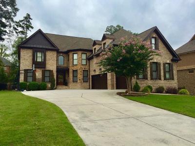 Suwanee Single Family Home For Sale: 585 Settles Brook Court