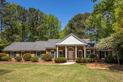 Atlanta GA Single Family Home For Sale: $599,000