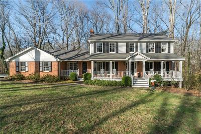 Milton  Single Family Home For Sale: 15140 Hopewell Road
