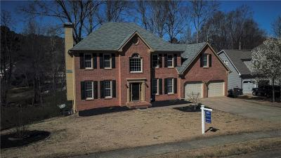 Marietta Single Family Home For Sale: 4709 Hallford Way
