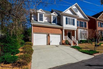 Brookhaven Single Family Home For Sale: 2273 Matthews Street NE