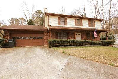 Lilburn Single Family Home For Sale: 3478 Runelle Place SW