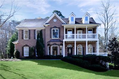 Dunwoody Single Family Home For Sale: 4689 Dunwoody Club Drive