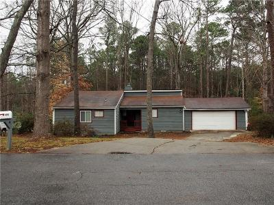 Snellville Single Family Home For Sale: 4396 Janice Drive