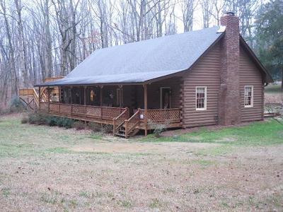Milton  Single Family Home For Sale: 16335 Henderson Road
