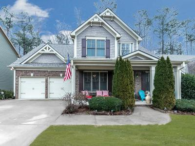 Canton Single Family Home For Sale: 113 Manous Drive