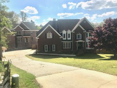 Johns Creek Single Family Home For Sale: 150 Burnham Wood Lane